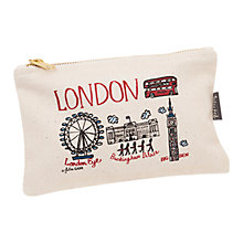 Buy Talented Cityscapes London Zip Purse, Small Online at johnlewis.com
