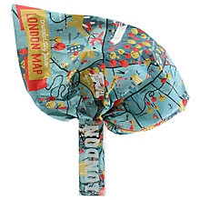 Buy Palomar Junior London Crumpled Map Online at johnlewis.com
