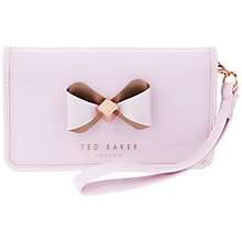 Buy Ted Baker Sephina Bow iPhone Cover Online at johnlewis.com