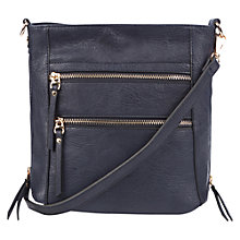 Buy Oasis Katie Cross Body Zip Bag Online at johnlewis.com