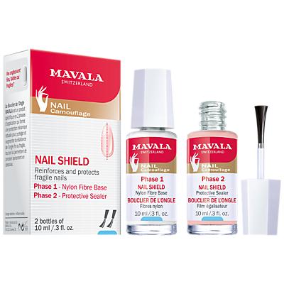 shop for MAVALA Nail Shield, 2 x 10ml at Shopo