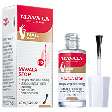 Buy MAVALA Stop Nail Biting, 10ml Online at johnlewis.com