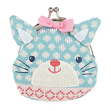 Buy John Lewis Rabbit Clasp Purse Online at johnlewis.com