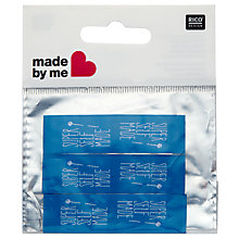Buy Rico Super Self Made Tag, Blue Online at johnlewis.com