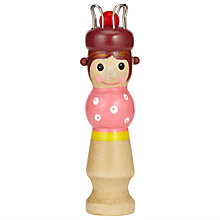 Buy Rico Knitting Wooden Doll Online at johnlewis.com