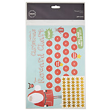 Buy John Lewis Create Children's Christmas Reward Sheets, Pack of 4 Online at johnlewis.com
