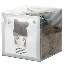 Buy Rico Knitted Bear Hat Kit Online at johnlewis.com