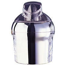 Buy Magimix Le Glacier 1.5 Ice Cream Maker, Silver Online at johnlewis.com