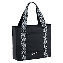 Buy Nike Legend Tote Bag, Black Online at johnlewis.com