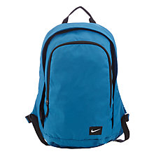 Buy Nike Hayward Backpack, Blue Online at johnlewis.com