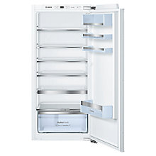 Buy Bosch KIR41AD30G Integrated Larder Fridge, A++ Energy Rating, 56cm Wide Online at johnlewis.com