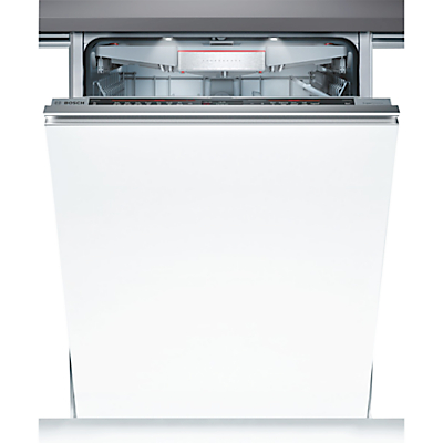 Image of Bosch SBE87TX00G Integrated Dishwasher, Black