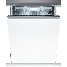 Buy Bosch SBE87TX00G Integrated Dishwasher, Black Online at johnlewis.com