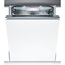 Buy Bosch SMV87TD00G Fully Integrated Dishwasher Online at johnlewis.com