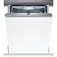 Buy Bosch SMV69P15GB Fully Integrated Dishwasher Online at johnlewis.com