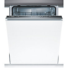 Buy Bosch SMV40C00GB Integrated Dishwasher, Black Online at johnlewis.com