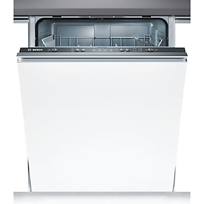 Bosch SMV50C10GB Integrated Dishwasher Black