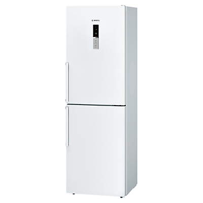 Image of Bosch KGN34XW32G Freestanding Fridge Freezer A++ Energy Rating, 60cm Wide, White