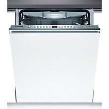 Buy Bosch SMV69M01GB Fully Integrated Dishwasher Online at johnlewis.com