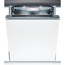Buy Bosch SMV88TD00G Fully Integrated Dishwasher Online at johnlewis.com