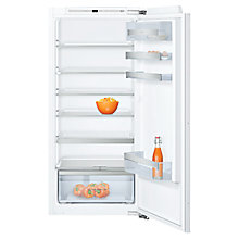 Buy Neff KI1413D30G Integrated Larder Fridge, A++ Energy Rating, 56cm Wide Online at johnlewis.com