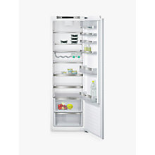 Buy Siemens KI81RAD30 iQ500 Built-In Fridge, A++ Energy Rating Online at johnlewis.com