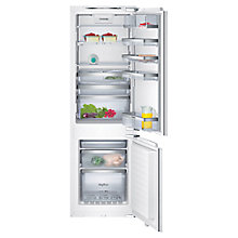 Buy Siemens KI34NP60GB Integrated Fridge Freezer, A++ Energy Rating, 56cm Wide Online at johnlewis.com