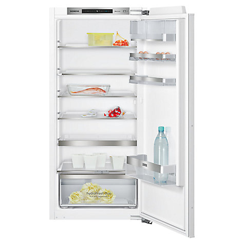 buy siemens ki41raf30g integrated larder fridge a energy rating 56cm wide john lewis. Black Bedroom Furniture Sets. Home Design Ideas