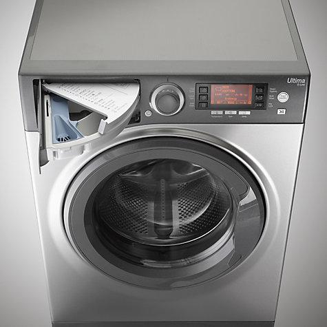 buy hotpoint rpd9467jgg ultima s line freestanding washing. Black Bedroom Furniture Sets. Home Design Ideas