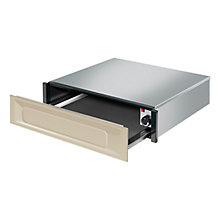 Buy Smeg CTP9015P Victoria Integrated Warming Drawer, Cream Online at johnlewis.com