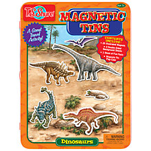 Buy T.S.Shure Dinosaurs Magnetic Tin Playset Online at johnlewis.com