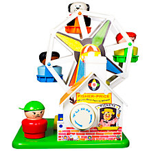 Buy Fisher-Price Music Box Ferris Wheel Online at johnlewis.com