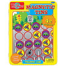Buy T.S.Shure Traffic Jam Game Magnetic Tin Online at johnlewis.com
