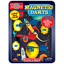 Buy T.S. Shure Rockets In Space Magnetic Darts Game Tin Online at johnlewis.com