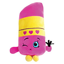 Buy Shopkins Lippy Lips Soft Toy Online at johnlewis.com