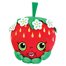 Buy Shopkins Strawberry Kiss Soft Toy Online at johnlewis.com