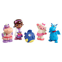 Buy Doc McStuffins Bath Squirters, Set of 5 Online at johnlewis.com