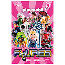 Buy Playmobil Pink Series 9 Figure, Assorted Online at johnlewis.com
