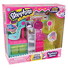 Buy Shopkins Fashion Spree: Shoe Dazzle Collection Online at johnlewis.com
