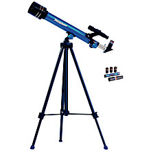 Buy Astronomical Terrestrial Power Telescope, 50mm Online at johnlewis.com