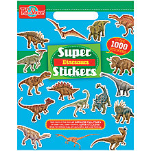 Buy T.S.Shure Dinosaur Super Stickers Online at johnlewis.com