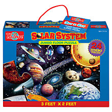 Buy T.S.Shure Solar System Jumbo Floor Puzzle Online at johnlewis.com