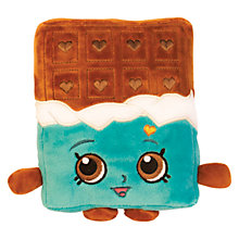 Buy Shopkins Cheeky Chocolate Soft Toy Online at johnlewis.com