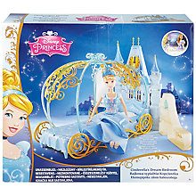 Buy Disney Princess Cinderella's Dream Bedroom Online at johnlewis.com