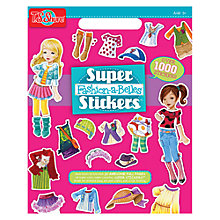 Buy T.S.Shure Fashion-A-Belle Super Stickers Online at johnlewis.com