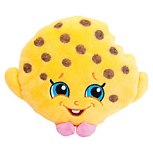 Buy Shopkins Kookie Cookie Soft Toy Online at johnlewis.com
