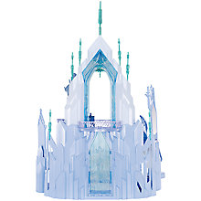 Buy Disney Frozen Elsa Castle Play Set Online at johnlewis.com