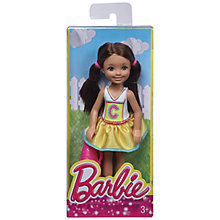 Buy Barbie Chelsea and Friends Doll, Assorted Online at johnlewis.com