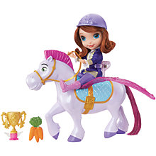 Buy Disney Princess Sofia the First & Minimus Online at johnlewis.com