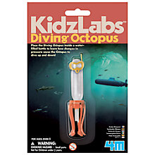 Buy Kidz Labs Diving Octopus Online at johnlewis.com